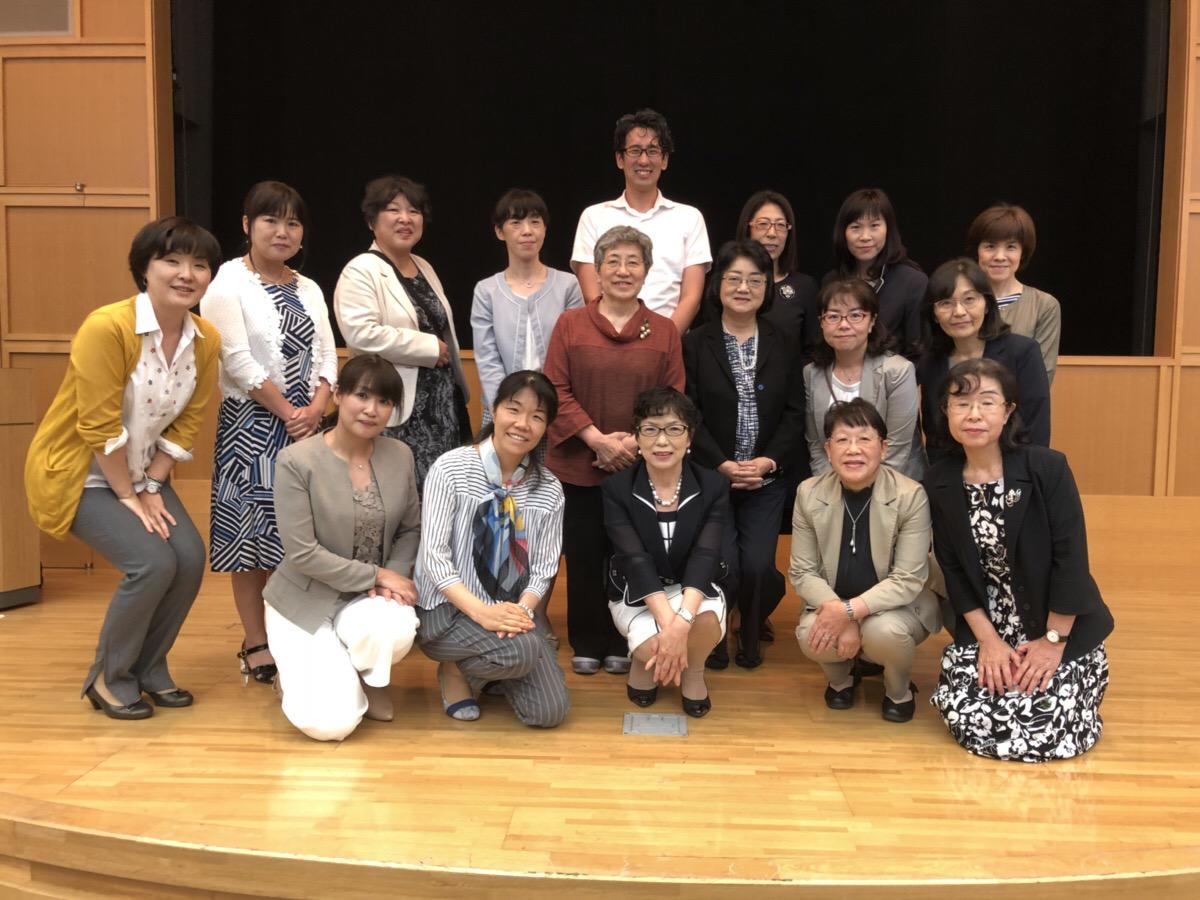 【平成30年度 愛知県訪問看護ステーション協議会 総会に参加しました。】