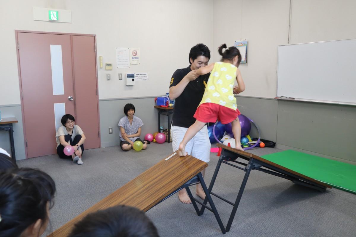 子どものための運動ができるカラダづくり教室