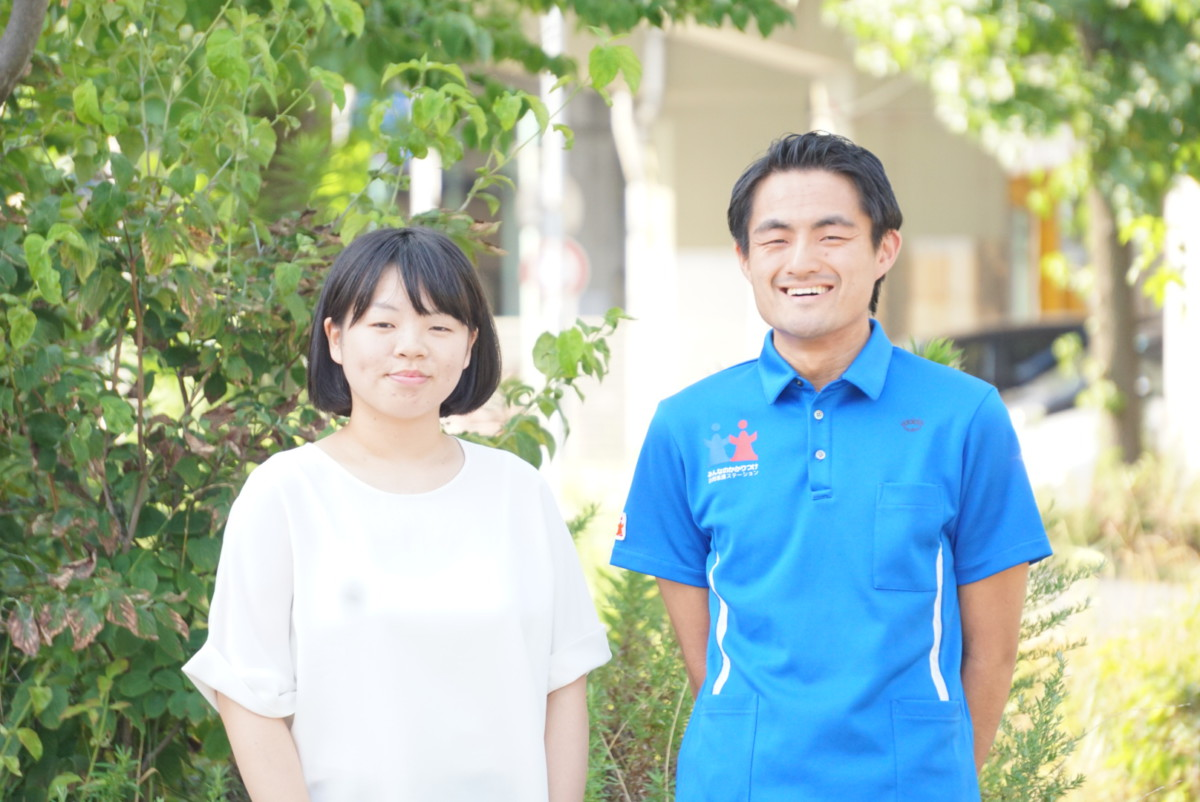兵庫県から看護学生さんが来てくださいました(#^^#)