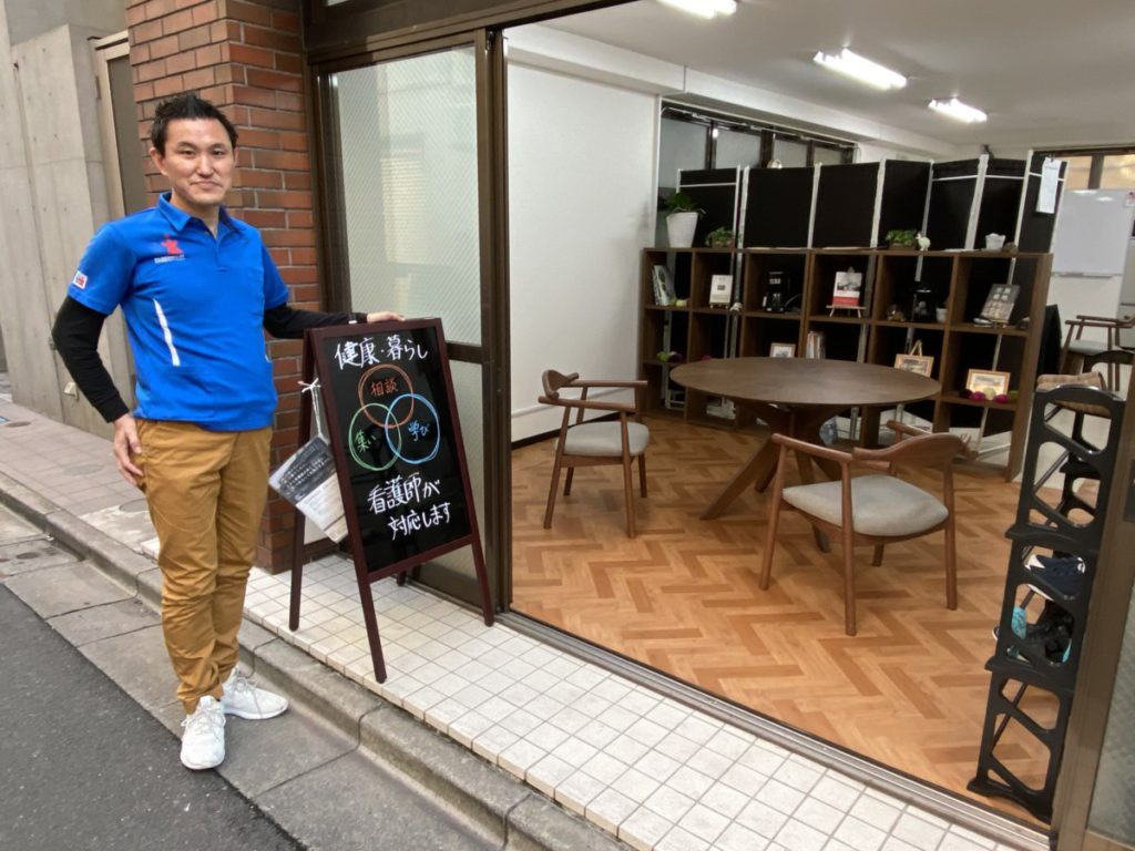 みんなのかかりつけ訪問看護ST東京店に仲間が増えました!