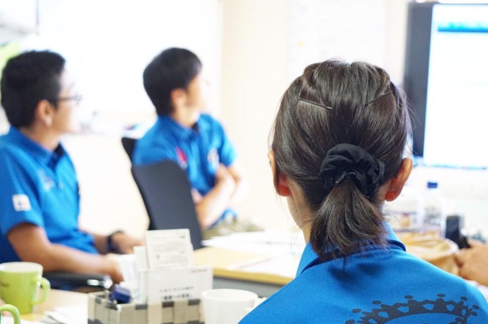 緩和ケア看護師による学習会を行いました