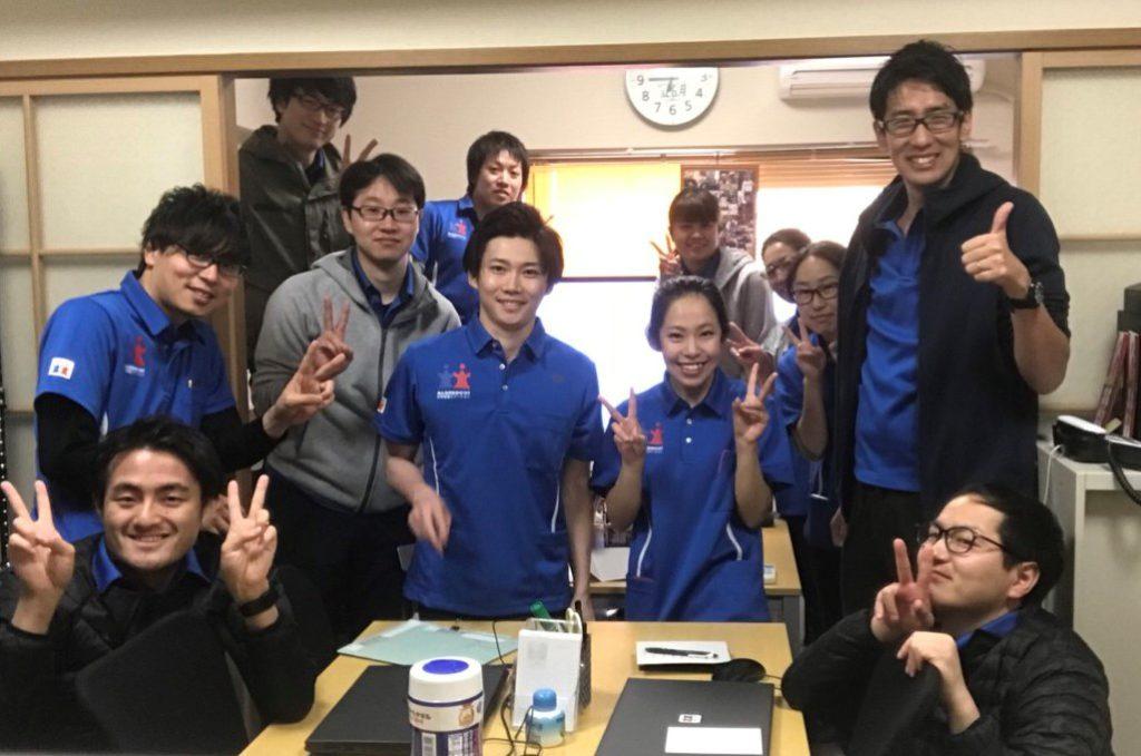 北海道から職場見学会に参加いただきました