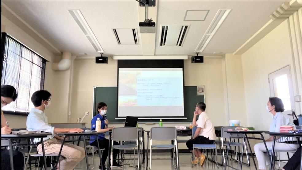 【活動報告】名大医学部にて「聞き書き」の看護実習を実施しました